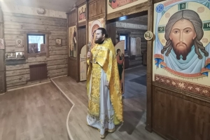 В храме на «Знаменской богатырской заставе» начались регулярные богослужения
