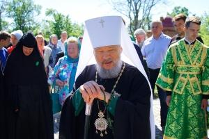 Сегодня — день рождения Высокопреосвященнейшего митрополита Антония