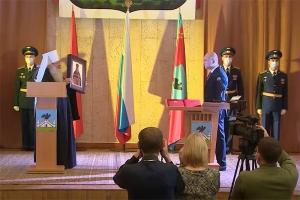 Митрополит Тихон принял участие в церемонии вступления в должность мэра города Орла Юрия Парахина
