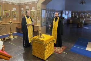 В орловских храмах молились о жертвах политических репрессий