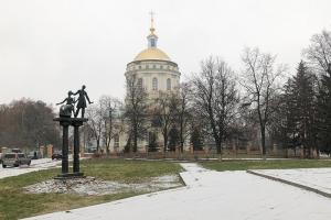 Владыка Тихон возглавил Литургию в Михаило-Архангельском храме в день его престольного праздника