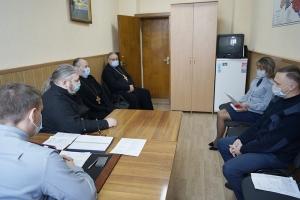 Священники обсудили со специалистами ФСИН социализацию заключенных