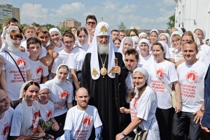 Священный Синод поддержал развитие Всецерковного православного молодежного движения