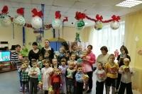 Православные добровольцы рассказали о Рождестве подопечным кризисного центра «Орловский»