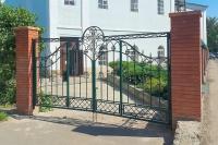 В июне 2020 года у Троице-Васильевского храма Орла появились новые ворота, приобретенные при поддержке благотворителей
