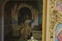 За Литургией в день памяти прп. Серафима Саровского митрополит Орловский и Болховской Тихон совершил вУспенском (Михаило-Архангельском) соборе Орла хиротонию диакона Максима Кондрашина вопресвитера ихиротонию иподиакона Андрея Сорокина водиакона. 1 августа 2020 г.