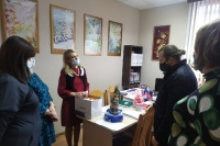 Добровольцы православных движений Орловской епархии и неравнодушные горожане поздравили с Рождеством подопечных Богдановского дома-интерната. 7 января 2021 г.