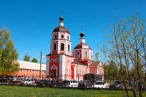 Георгиевский храм г. Ливны