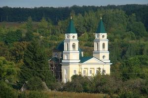 Никольский храм  с. Бредихино