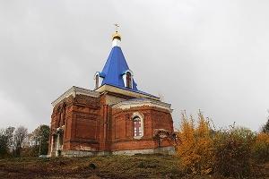 Храм Покрова Пресвятой Богородицы с. Покровка Первая