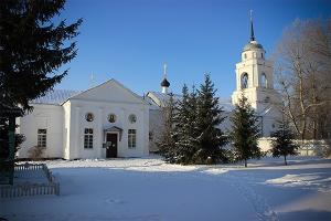 Никольский храм  г. Новосиль