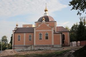Храм святых первоверховных апостолов Петра и Павла в г. Ливны