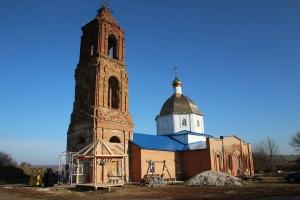 Храм Покрова Пресвятой Богородицы с. Бараново