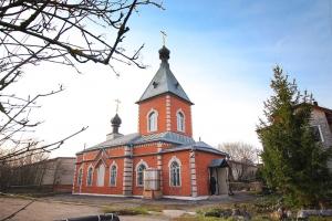 Храм Казанской иконы Божией Матери п. Нарышкино
